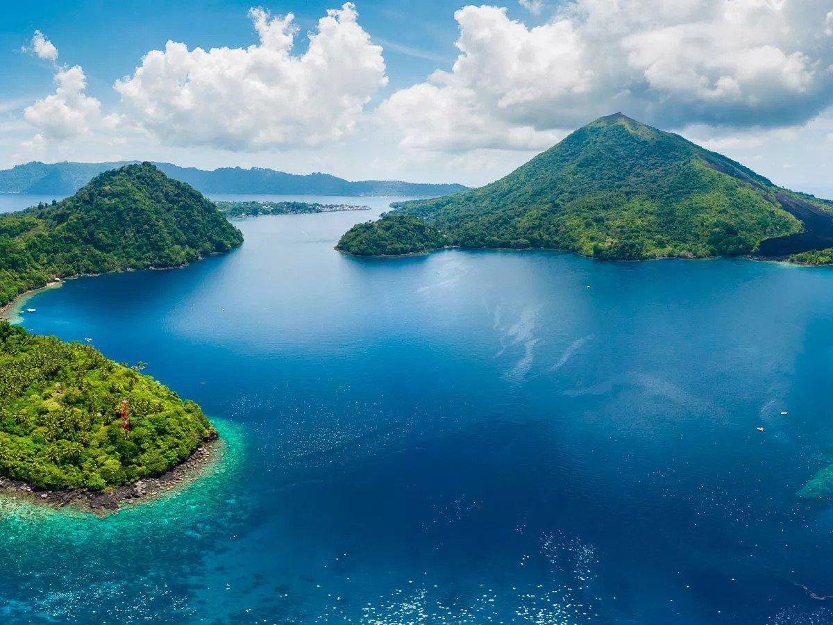 Banda Sea Forgotten Islands Sailing Trip Indonesia