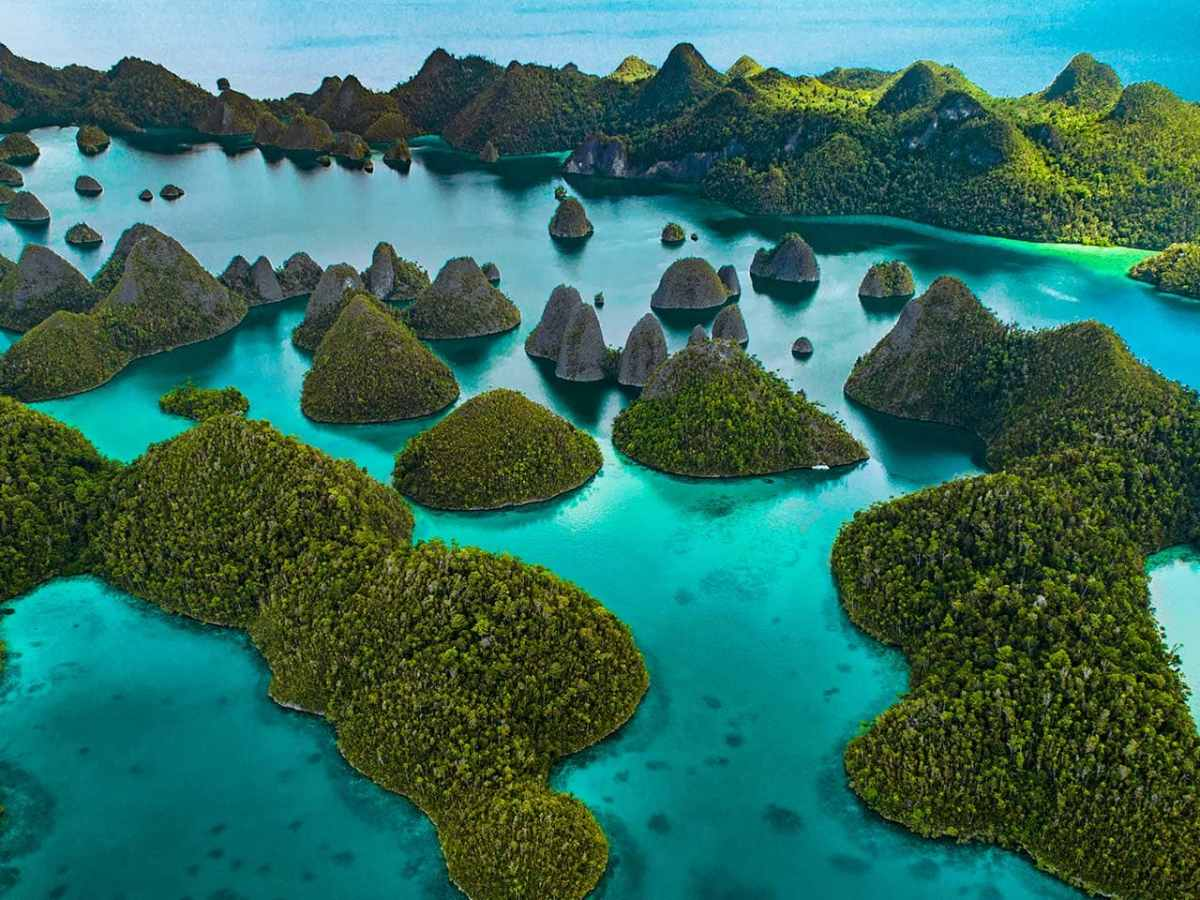 Raja Ampat Misool Sorong Sailing Trip Indonesia