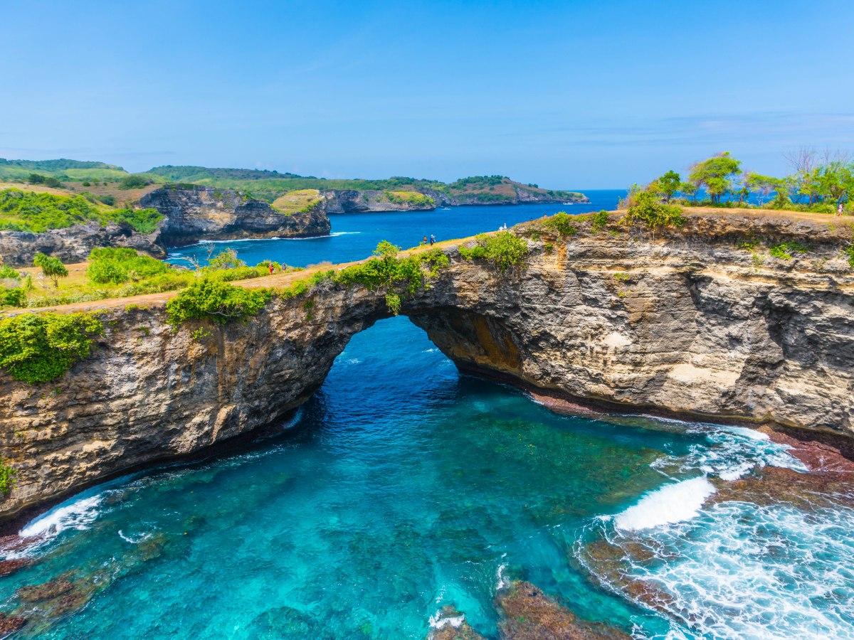 Broken Beach Nusa Penida Bali