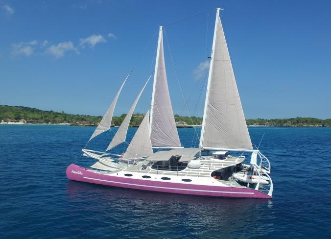 Boat Aneecha Catamaran