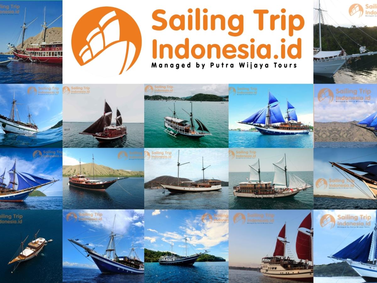 Boat Charter Komodo Raja Ampat Sailing Trip Indonesia.id