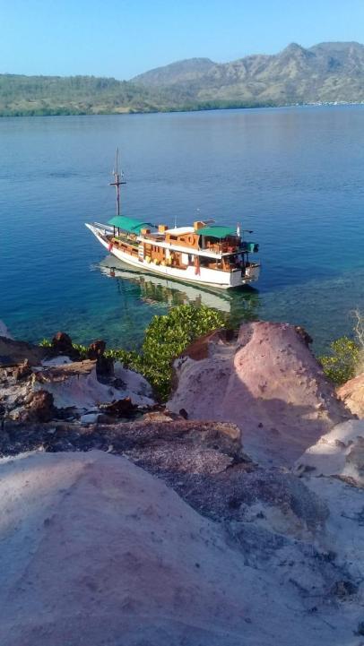 charter boat baronang