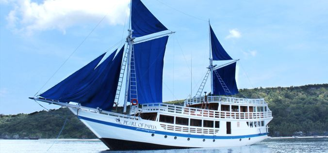 Charter Boat Pearl of Papua Liveaboard