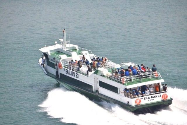 Fast Boat From Bali to Lombok