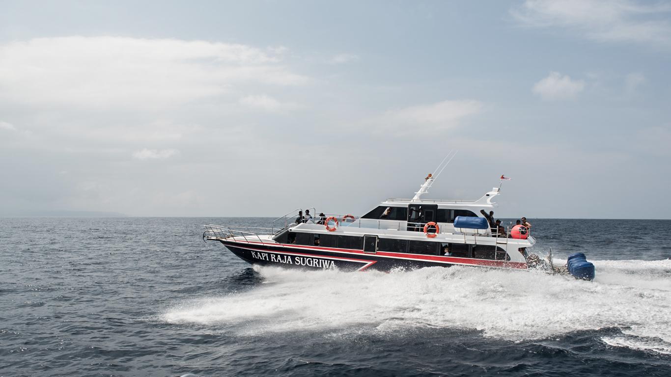 Kapi Raja Sugriwa Lianti Fast Boat Bali