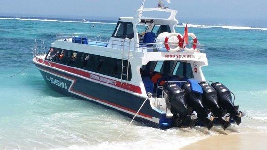 Sugriwa Express Bali Fast Boat